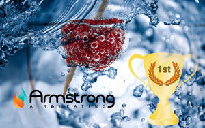 Armstrong Air and Heating Recognized In Orlando Business Journal Awards.