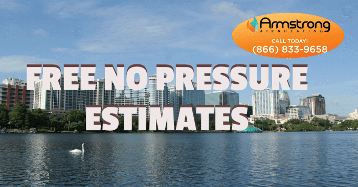 AC Repair Orlando – Free Estimate On New Systems