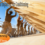 structural impact of air conditioning