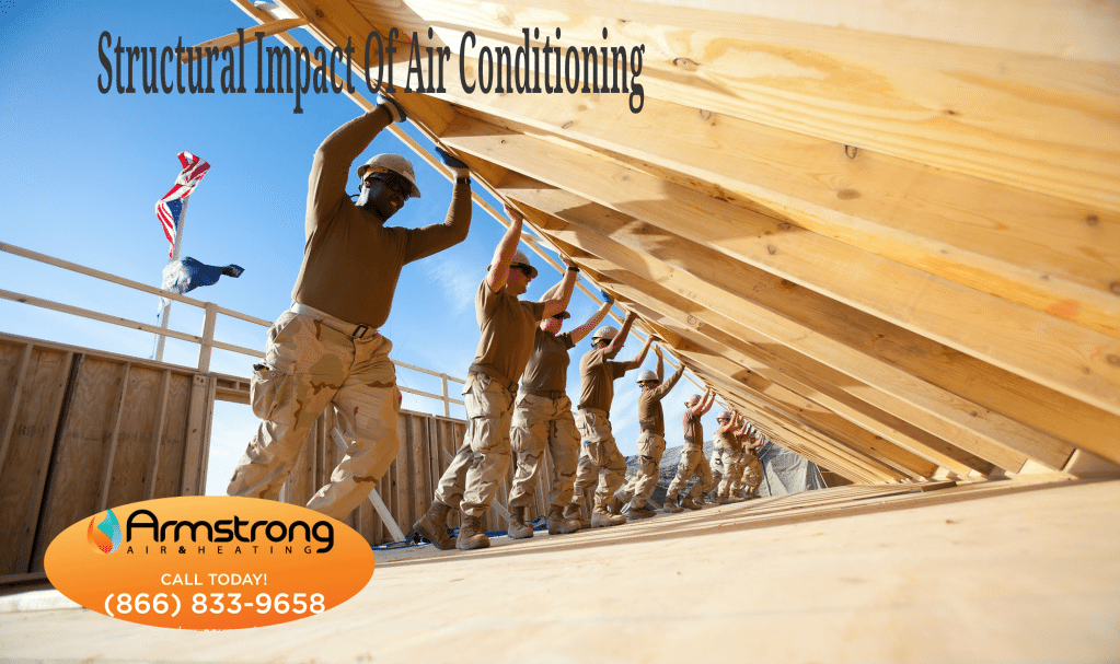 Structural Impact of Air Conditioning Installation