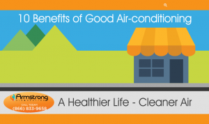 10 Benefits Of Good Air Conditioning