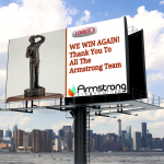 Armstrong Air & Heating Receives The Lennox® Award For Excellence By Lennox® Industries