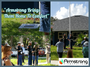 Armstrong Heating and Air Brings Them Home In Comfort