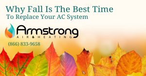 install ac in the fall