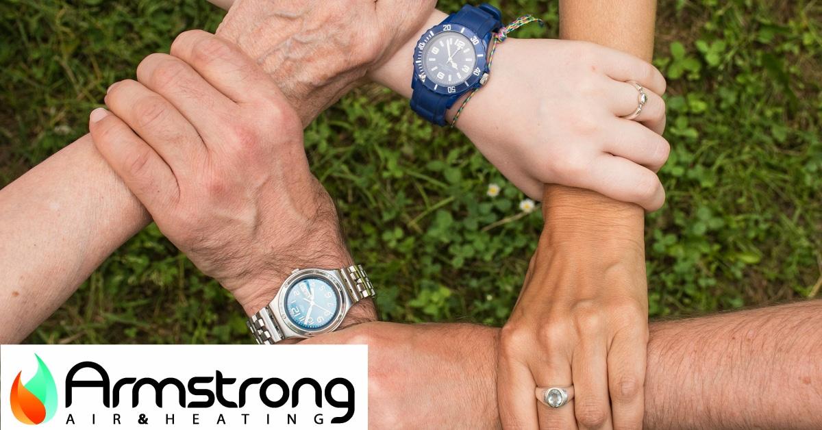 Floridians Beating IRMA Together -Armstrong Inc