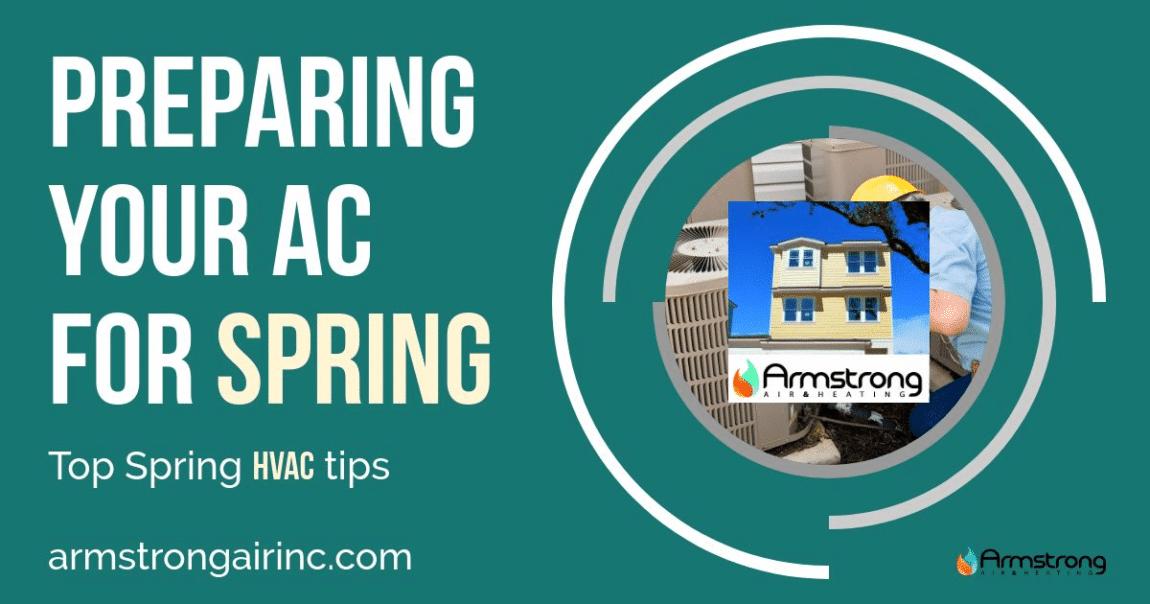 HVAC Maintenance : 5 Steps To Prepare Your AC For Spring