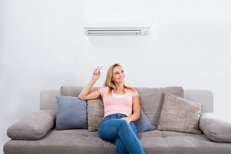 The Benefits Of Residential Ductless Air Conditioning