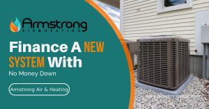 Finance Your New HVAC System With No Money Down