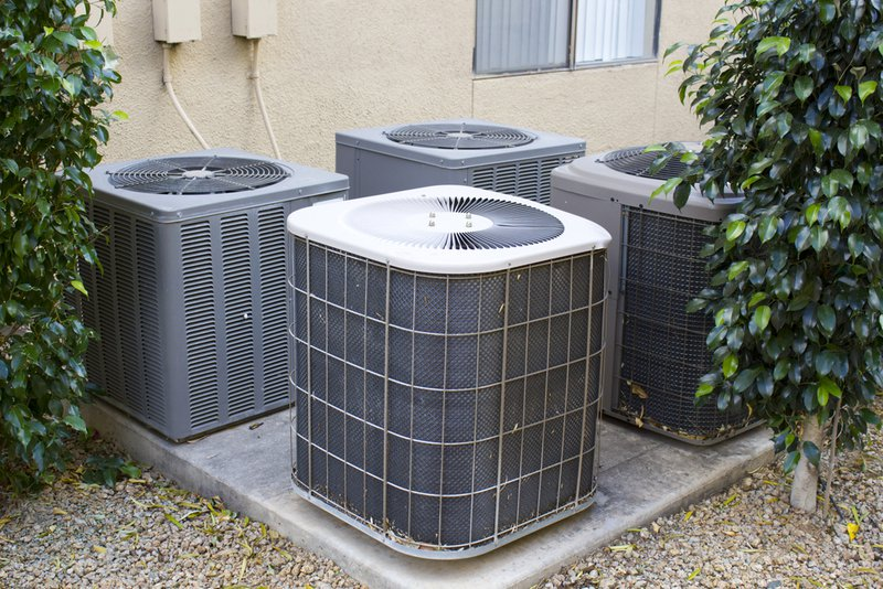 air conditioners and termites