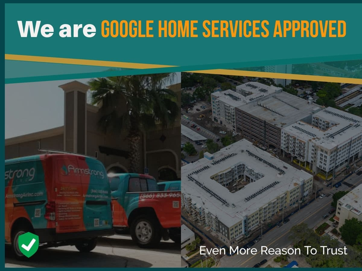 Armstrong Achieves Google Home Services Approval!
