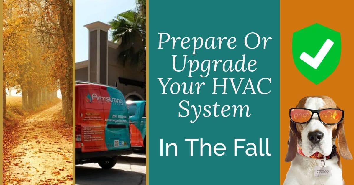 Fall Is A Great Time To Replace Your Ac System