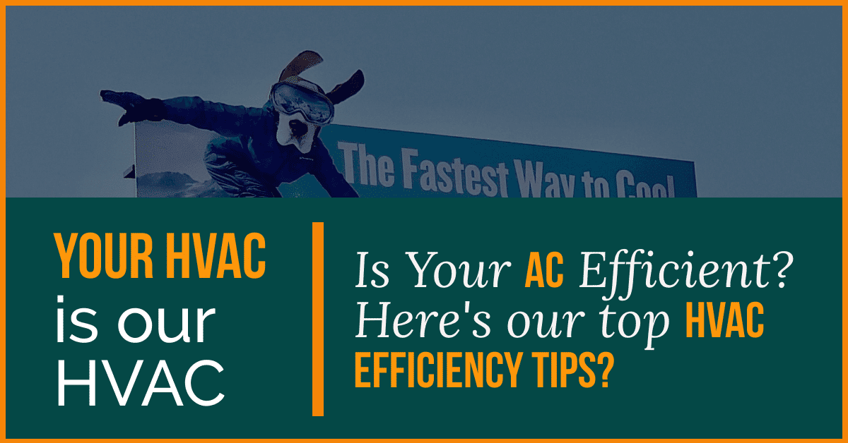 Top Tips To Make Your AC More Efficient