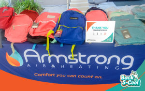 Armstrong's Second Annual Back to S-Cool Event Boosts Community